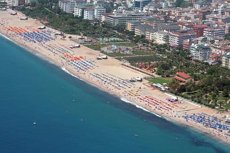 Turecká riviéra - slunce, moře, zábava