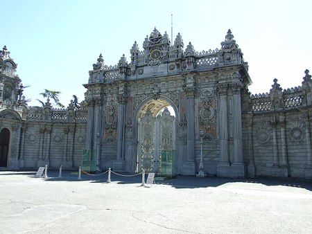 Palác Dolmabahce